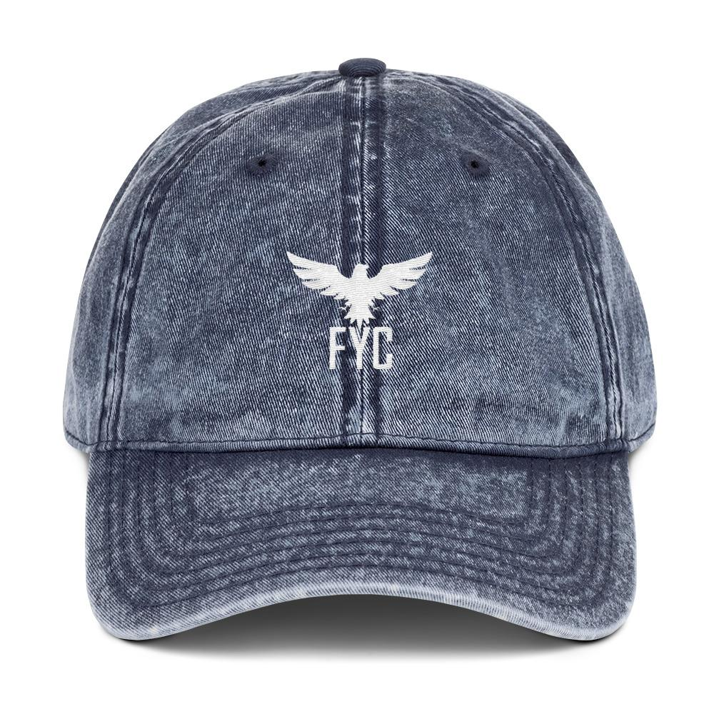 Find-Your-Coast Vintage Unstructured Sport Hat