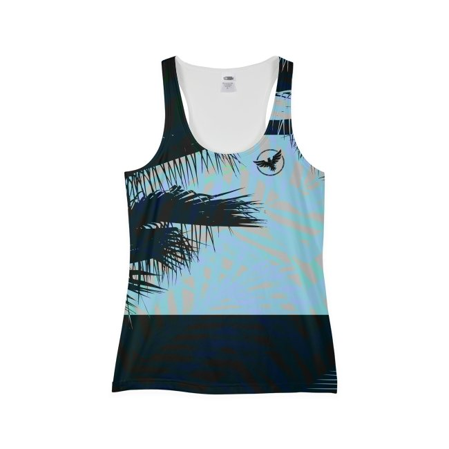 Find-Your-Coast Women's Breathable Beach Tank Top