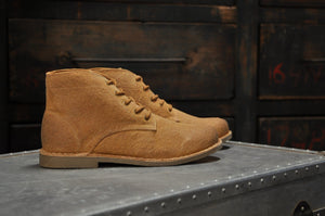 Hound & Hammer The Grover-Vegan | Men's SandStone Ankle Boots