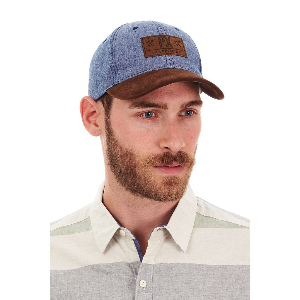 PX Clothing Men's Grayson Dad Baseball Cap