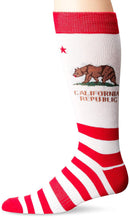 Load image into Gallery viewer, K. Bell Socks Men's Celebrating Americana Crew Socks-Made in USA