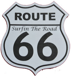 Route 66 Branded Mousepad