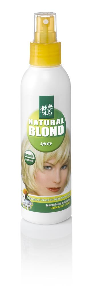 Hennaplus Camomile Blond Spray