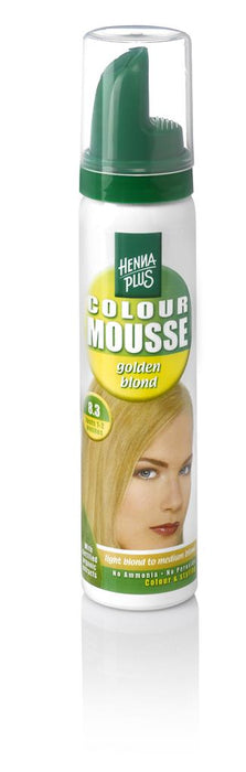 Hennaplus Colour Mousse
