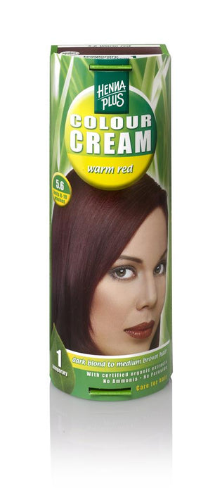 Hennaplus Colour Cream