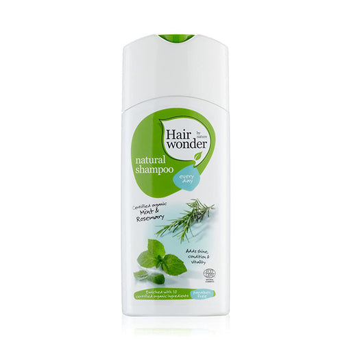 Natural Shampoo Every Day Certified Ecocert