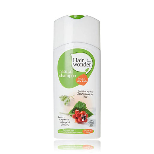 Natural Shampoo Fine & Thin Hair Certified Ecocert