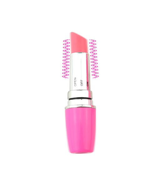 Lipsticks Mini Secret Vibrator Pink