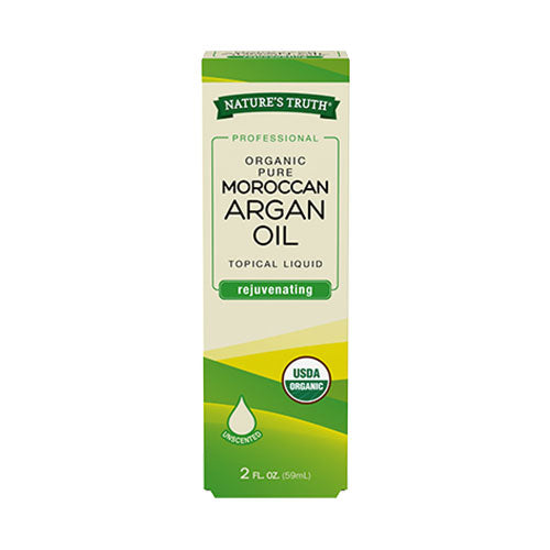 Organic Moroccan Argan Oil Serum 2 oz.