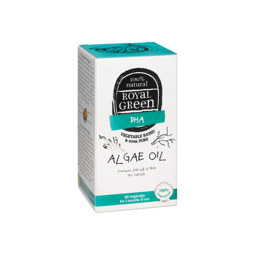 Algae oil - 60 Vegicaps