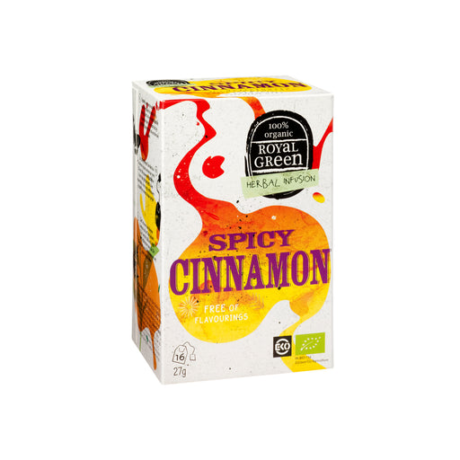 Spicy Cinnamon