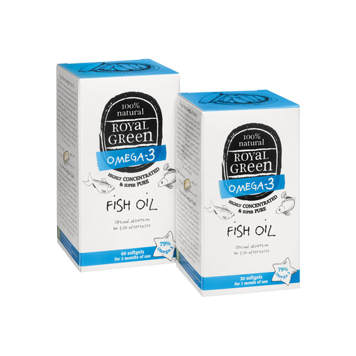 Fish oil - 30 Soft Gels