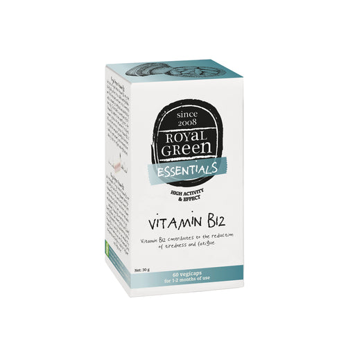 Vitamin B12 - 60 Vegicaps
