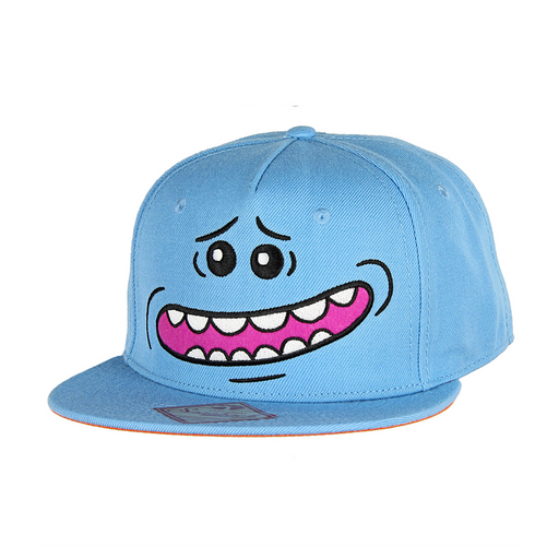 Bioworld - RICK AND MORTY - Mr. Meeseeks Snapback Hat