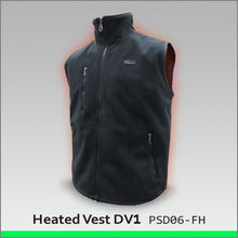Load image into Gallery viewer, Thermalution Heated Outdoor Vest DV-1