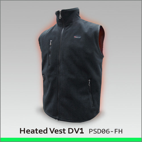 Thermalution Heated Outdoor Vest DV-1