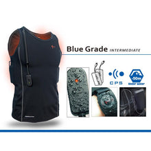 Load image into Gallery viewer, Thermalution Blue Grade Power Heated Diving Undersuit - 50m/165ft