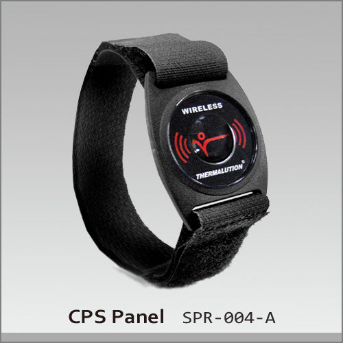 "Close Proximity Sensor (""CPS"") Wristband for Blue Grade Heated Diving Undersuit"