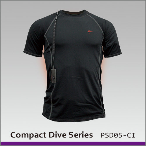 Thermalution Compact Dive Series Heated Undersuit - 70m/230ft