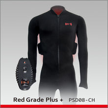 Load image into Gallery viewer, Thermalution Red Grade Plus Power Heated Diving Undersuit - 100m/300ft