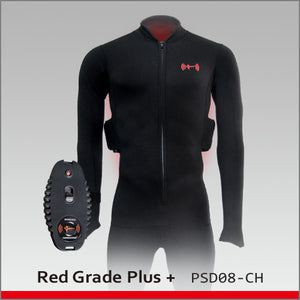 Thermalution Red Grade Plus Power Heated Diving Undersuit - 100m/300ft