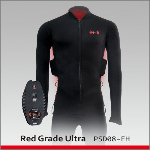 Thermalution Red Grade Ultra Power Heated Diving Undersuit - 100m/300ft