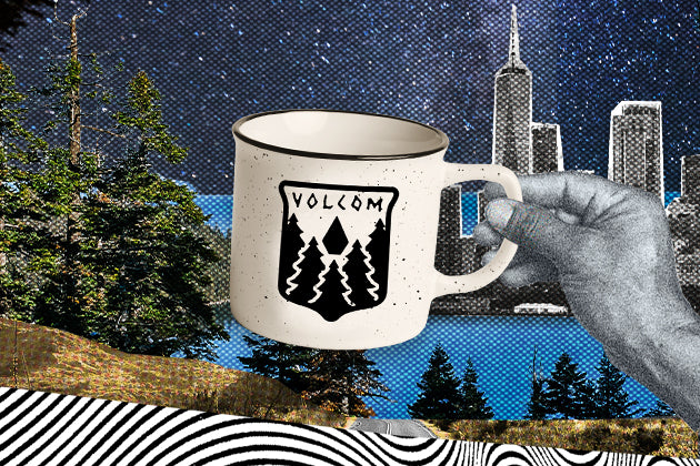 Free Camp Mug on orders $125+