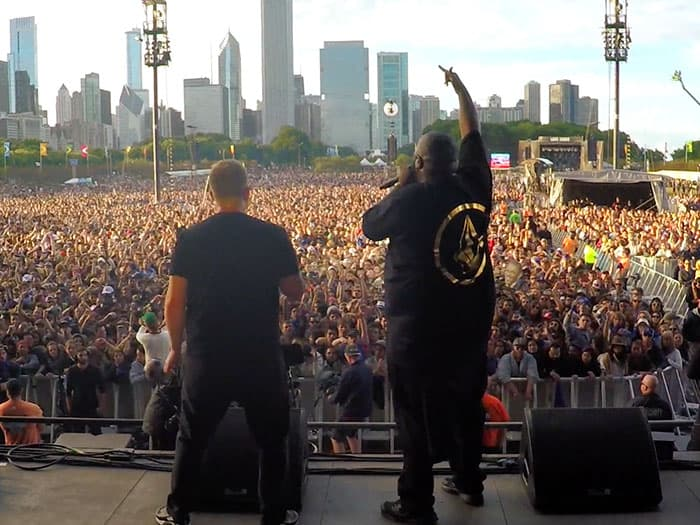 RUN THE JEWELS' KILLER MIKE & EL-P ON OBSESSION AND THEIR DRIVE TO PUT THIS FIRST