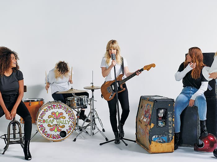 Meet Deap Vally - Volcom For Every Body Muse
