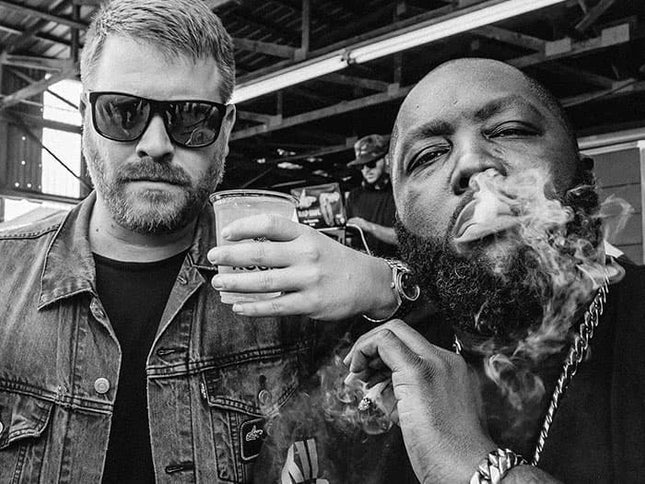 Run The Jewels Live At The Garden In Austin, TX