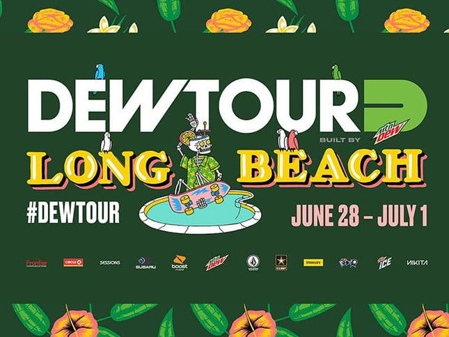 Volcom At The 2018 Dew Tour In Long Beach, CA
