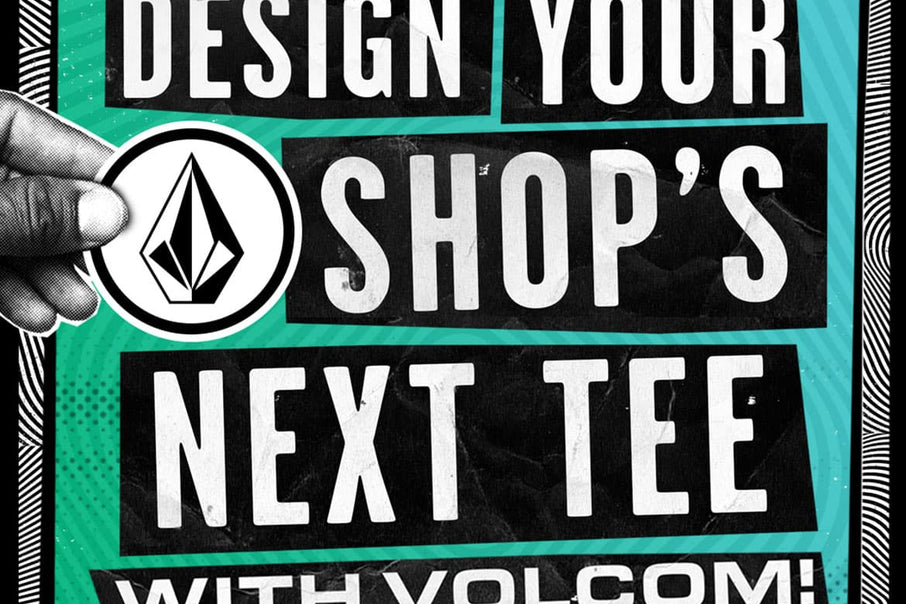 Design Your Own Shop Tee Contest - New Jersey