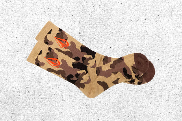 Free Exclusive Camo Socks on orders $99+