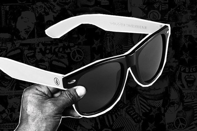 Free Volcom Highwear Sunglasses on Orders of $99+