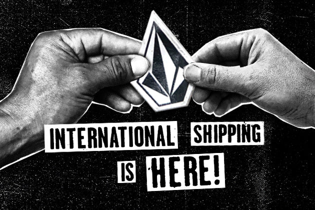Now Offering Free International Shipping over $200+ USD
