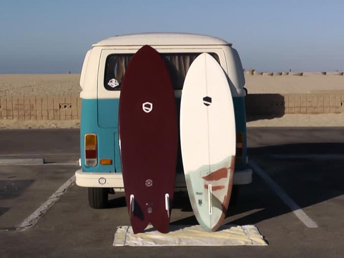 Shaping Sustainable Surfboards with Volcom, Entropy Resins, and Shaper Studios