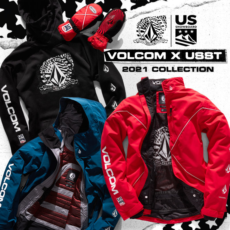 volcom x usst 2021 collection
