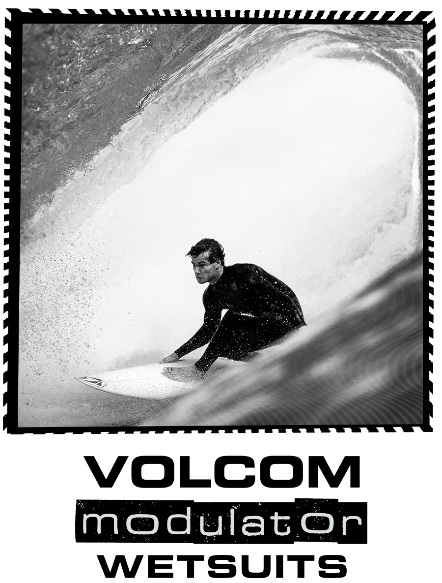volcom modulator wetsuits