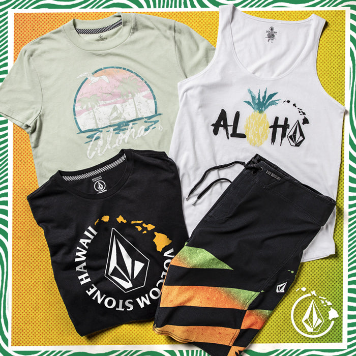Volcom Hawaii Collections