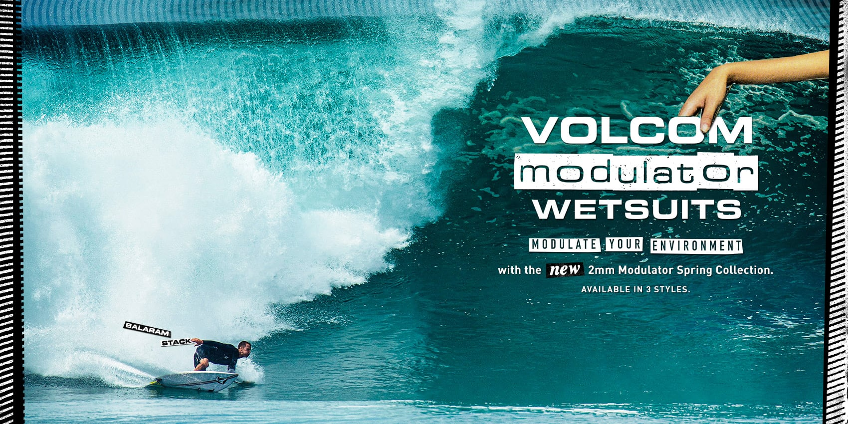 volcom modulator wetsuits modulate your environment with the new 2mm spring collection available in 3 styles