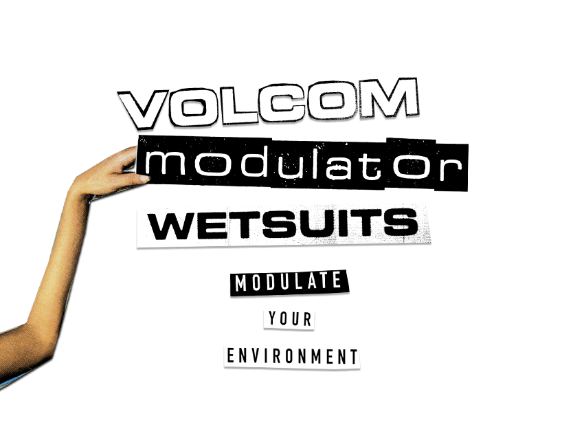 volcom modulator wetsuits modulate your environment with the new 2mm modulator spring wetsuit available in 3 styles