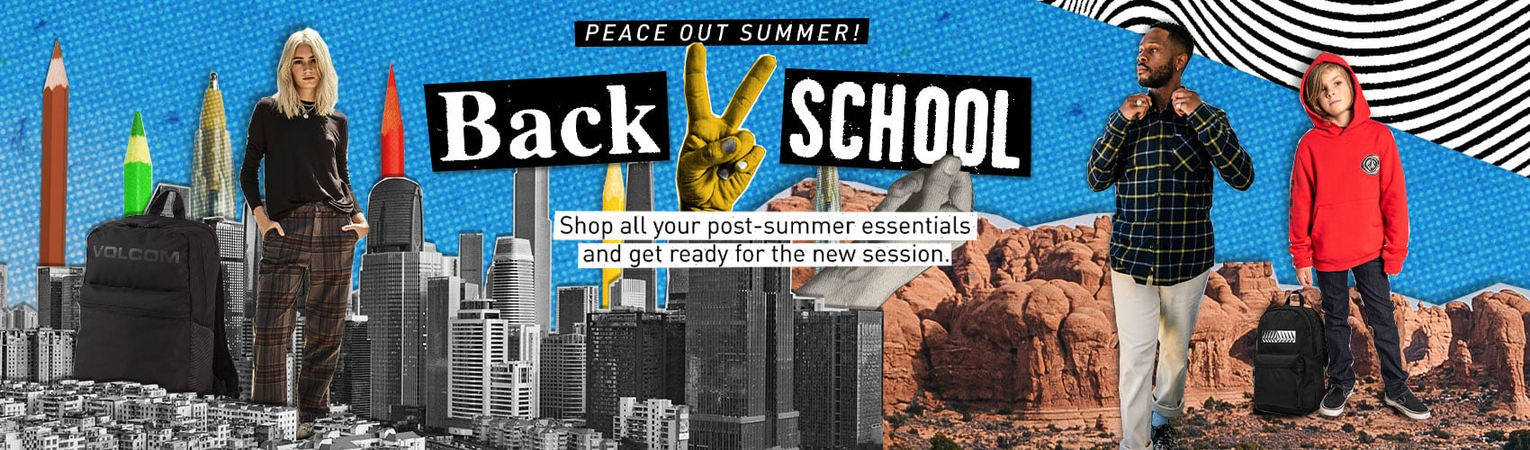 peace out summer back to school