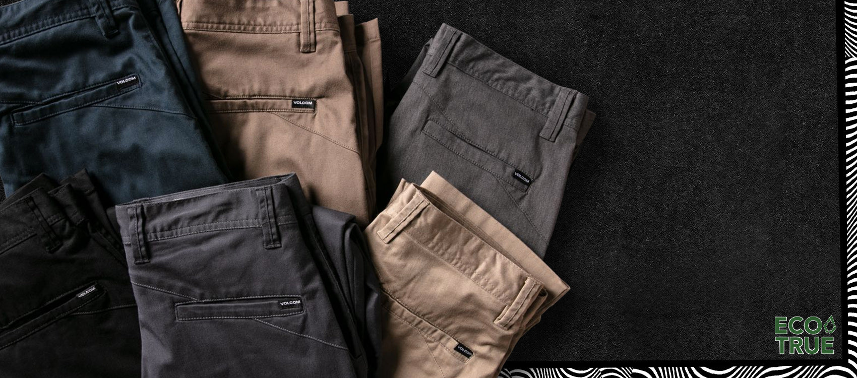 volcom brand chinos quality made for comfort