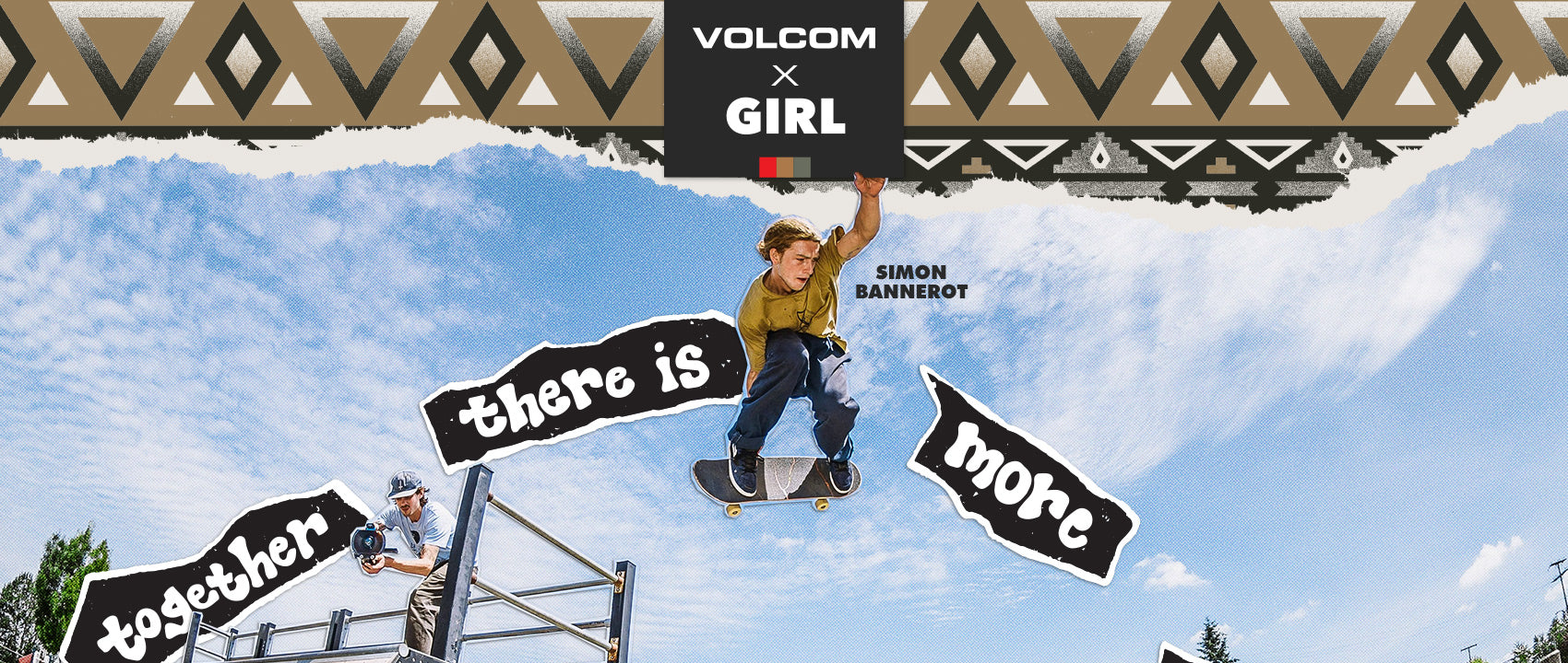 volcom x girl together there is more of us