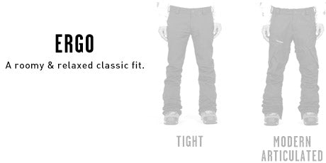 Mens Ergo Fit