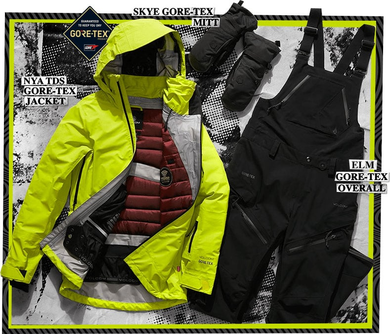 Elena Hight Backcountry Outerwear Kit