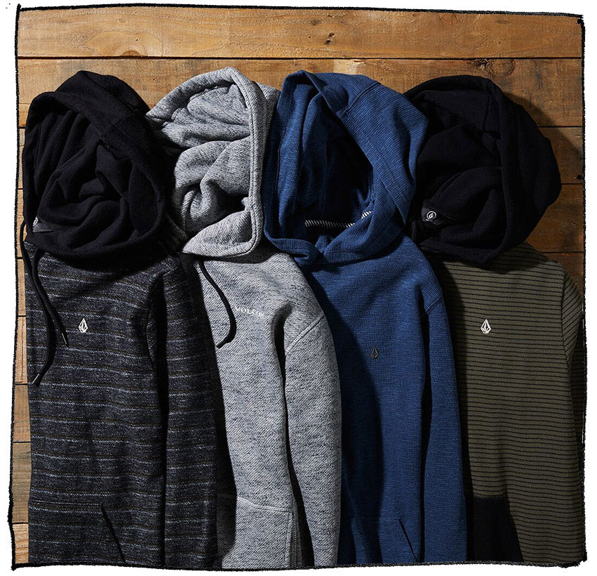 Volcom Hoodies and Sweatshirts
