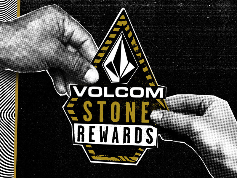 Volcom Stone Rewards. Get free shipping when you join!