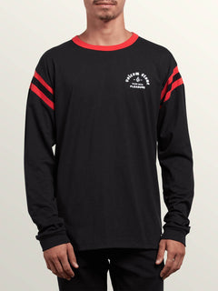 Wagners Crew Long Sleeve Tee