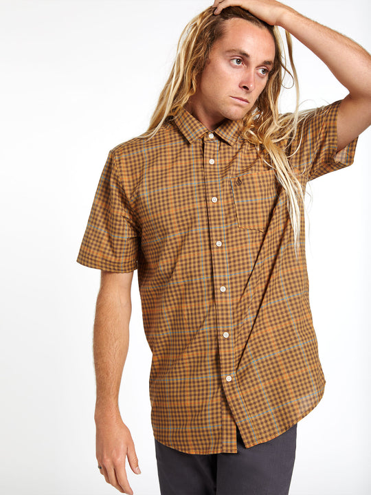 KELSO PLAID S/S (A0412010_BRZ) [21]